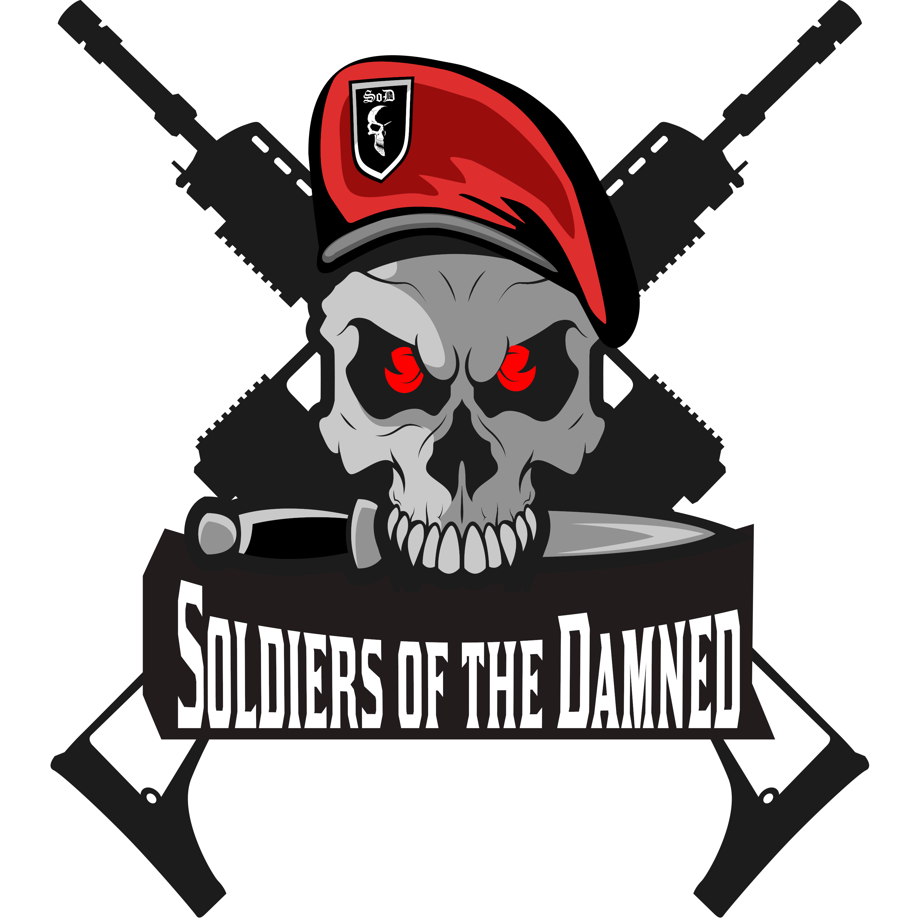Der-Soldiers Of The Damned-Clan sucht noch Member 202